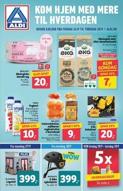 Tilbud fra Dagligvarer i ALDI kuponen ( 5 dage tilbage)