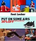 Foot locker katalog ( Udløbet )