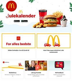 McDonald's katalog i Aalborg ( Udløbet )