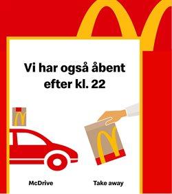 Tilbud fra Restauranter i McDonald's kuponen ( 14 dage tilbage )