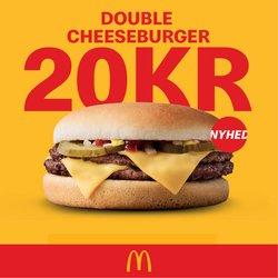 Tilbud fra McDonald's i McDonald's kuponen ( Udløbet)