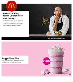 Tilbud fra McDonald's i McDonald's kuponen ( 15 dage tilbage)