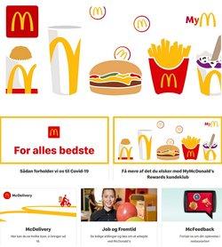 Tilbud fra Restauranter i McDonald's kuponen ( 5 dage tilbage)