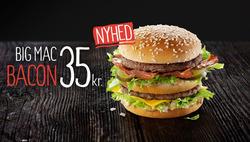 Tilbud fra McDonald's i København kuponen