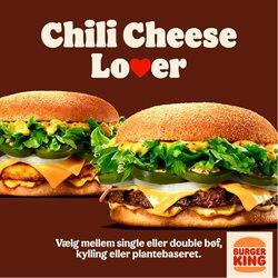 Burger King katalog i Odense ( Udløbet )