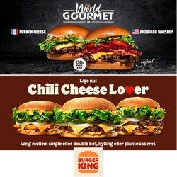 Burger King katalog i Esbjerg ( Udløbet )
