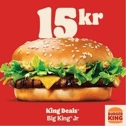 Burger King katalog i Odense ( 19 dage tilbage )