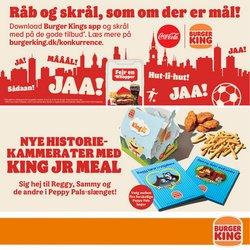 Burger King katalog ( 7 dage tilbage)