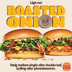 Tilbud fra Burger King i Burger King kuponen ( 7 dage tilbage)
