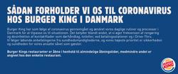 Burger King kupon i Esbjerg ( Udløber i dag )