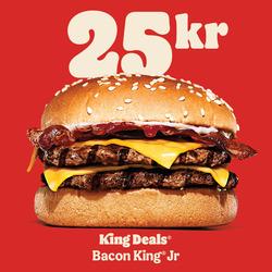 Burger King kupon i Esbjerg ( 9 dage tilbage )