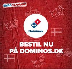 Tilbud fra Domino's pizza i Domino's pizza kuponen ( 4 dage tilbage)