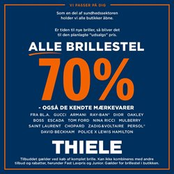 Thiele katalog ( Udløber i morgen)