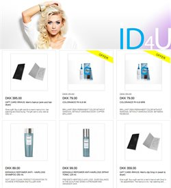 Tilbud fra Kosmetik og sundhed i ID4U kuponen ( 7 dage tilbage )