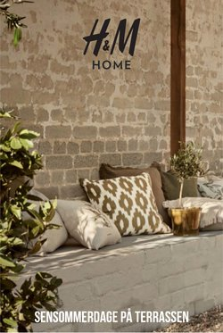 Tilbud fra H&M Home i H&M Home kuponen ( Over 30 dage)