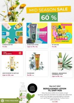 Kosmetik og sundhed tilbud i Yves Rocher kataloget i Holstebro ( 24 dage tilbage )