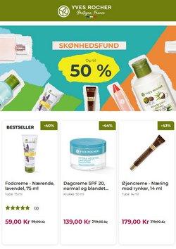Tilbud fra Kosmetik og sundhed i Yves Rocher kuponen ( Udgivet i dag)