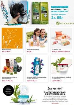 Tilbud fra Kosmetik og sundhed i Yves Rocher kuponen ( Udløber i morgen)