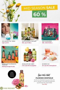 Tilbud fra Kosmetik og sundhed i Yves Rocher kuponen ( 3 dage tilbage)