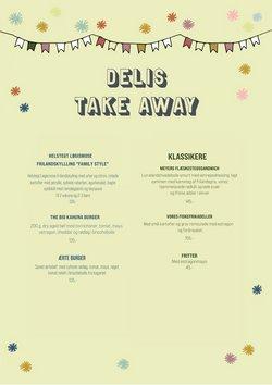 Tilbud fra Meyers Deli i Meyers Deli kuponen ( Udløber i morgen)