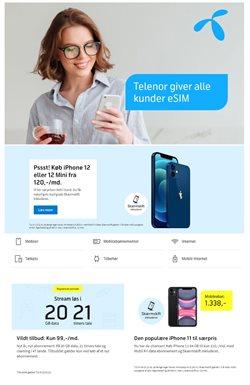 Elektronik og hvidevarer tilbud i Telenor kataloget i Silkeborg ( 12 dage tilbage )