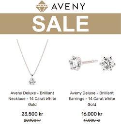 Tilbud fra Aveny i Aveny kuponen ( 3 dage tilbage)