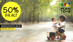 Legetøj og baby tilbud i ØnskeBørn kataloget i Horsens