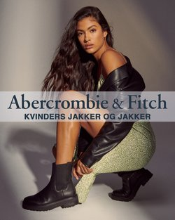Tilbud fra Abercrombie & Fitch i Abercrombie & Fitch kuponen ( Over 30 dage)
