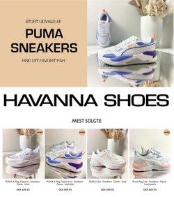 Tilbud fra Mode i Havanna Shoes kuponen ( Udløber i dag)