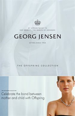 Georg Jensen katalog ( Udløbet )