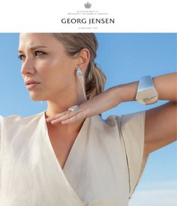 Tilbud fra Georg Jensen i Georg Jensen kuponen ( Udløbet)