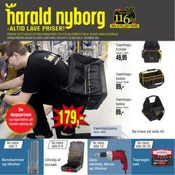 Byggemarkeder tilbud i Harald Nyborg kataloget i Silkeborg ( Udgivet i dag )