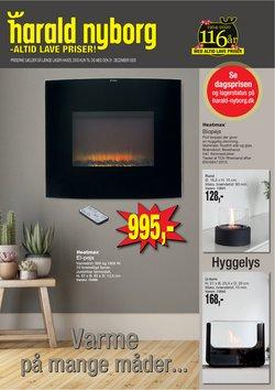 Byggemarkeder tilbud i Harald Nyborg kataloget i Aalborg ( 2 dage siden )