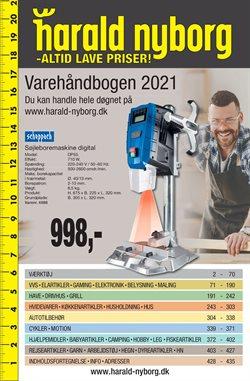 Tilbud fra Byggemarkeder i Harald Nyborg kuponen ( Over 30 dage )