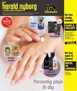 Harald Nyborg katalog ( 3 dage siden )