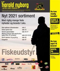 Harald Nyborg katalog ( 2 dage tilbage )