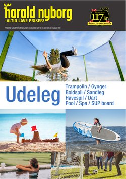 Harald Nyborg katalog ( Over 30 dage)