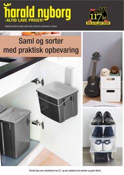 Tilbud fra Byggemarkeder i Harald Nyborg kuponen ( Udløber i dag)