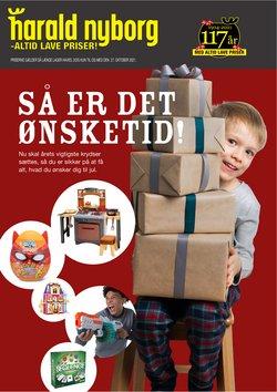 Harald Nyborg katalog ( Udløber i dag)