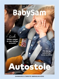 Babysam katalog ( Over 30 dage )