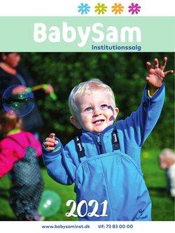 Tilbud fra Babysam i Babysam kuponen ( Over 30 dage)