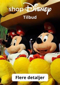 Tilbud fra Disney i Disney kuponen ( Udgivet i dag)
