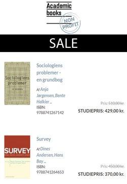Tilbud fra Bøger og kontor i Academic Books kuponen ( 4 dage tilbage)