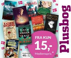 Tilbud fra Bøger og kontor i Plusbog kuponen ( 5 dage tilbage)