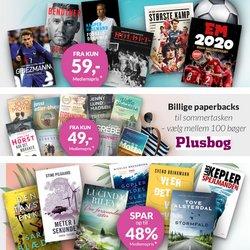 Tilbud fra Bøger og kontor i Plusbog kuponen ( 8 dage tilbage)