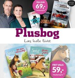 Tilbud fra Bøger og kontor i Plusbog kuponen ( 3 dage tilbage)