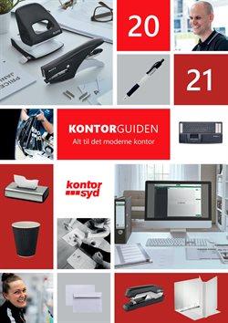 Bøger og kontor tilbud i Kontorting kataloget i Holstebro ( Over 30 dage )
