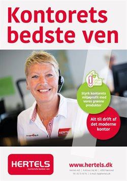 Bøger og kontor tilbud i Hertels kataloget i Holstebro ( Over 30 dage )