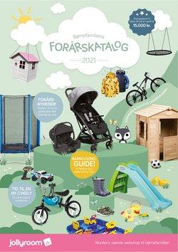 Legetøj og baby tilbud i Jollyroom kataloget i Holstebro ( Over 30 dage )