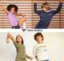 KIDS-WORLD katalog ( Udløber i dag )
